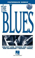 The Blues 2nd Edition Sheet Music Melody Lyrics Chords Paperback Songs 000702014