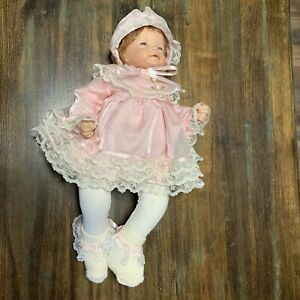 """Good Morning Sugar Britches Boots Tyner  1993  19"""" Weighted Baby Doll"""