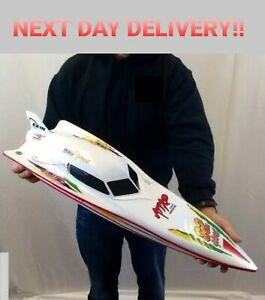 Remote Control High Speed Boat RC Racing Outdoor Kids Toys for Pool Rive​r 7000