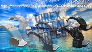 "Plastic Guards Boat / Jet Ski / Trailer Mudguard. Suit 14-15"" Wheels"