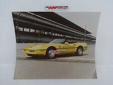 """1986 Indianapolis 500 Chevrolet Corvette Pace Car 8"""" x10"""" Photo"""