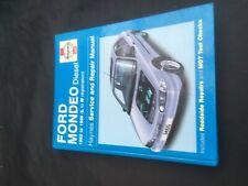Haynes Ford Mondeo Diesel 1993 to 1996