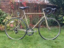 Peugeot pure Gold Vintage Racing Bike