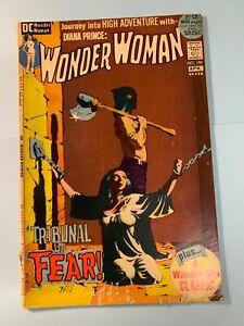Wonder Woman 199 Bondage Cover Jeff Jones DC