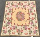 """AN AWESOME WALL HANGING AND BED COVER BELGIUM TEXTILES 9' X 7'6"""""""