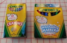 Crayola Markers And Crayons