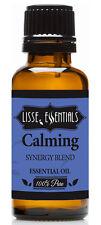 Lisse Essentials Calming Essential Oil, 100% Pure Therapeutic Grade 30 ml