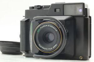 [Near MINT] Fujifilm Fuji GS645S Pro Wide60 w/ EBC 60mm F4 Lens Hood From JAPAN
