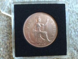 1948 British UK Penny