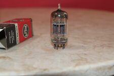 Vintage PHILCO 12AY7 Gray Plates tube - tested NOS