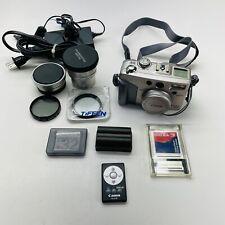 Canon PowerShot G2 4.0MP Digital Camera With Bag Combo