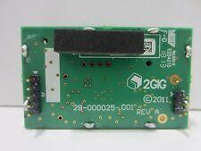 2GIG-REC2-345E  345MHz Receiver for Go! Control Panel