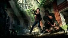 POSTER THE LAST OF US ZOMBIE HORROR VIDEOGAME JOEL ELLIE PS3 PS4 XBOX 360 FOTO 7
