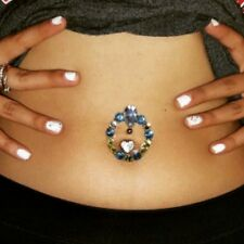 Belly Jewelry glue on ring