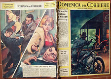 461) 1965 DOMENICA DEL CORRIERE STAINTON (USA) SHERIFF KENT AGAINST THE MARTIANS