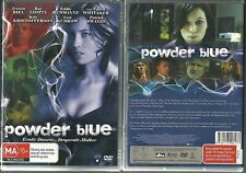 POWDER BLUE JESSICA BIEL PATRICK SWAYZE LISA KUDROW FOREST WHITAKER NEW DVD