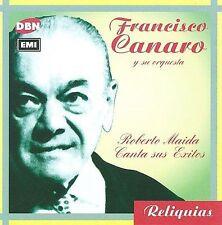 Roberto Maida Canta Sus Exitos, Francisco  Canaro, 0724354169120 * NEW *