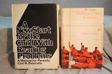 lot 2 old EDUCATION TEACHING A New Start for the Child with Reading Problems &