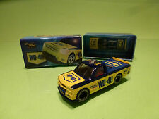 MADE IN CHINA TRACK STARS - AMERICAN TRUCK - WD 40- 1:60? - NM IN METAL BOX