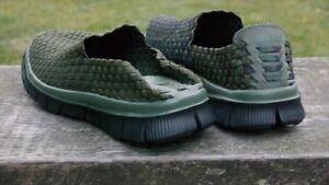 Navitas Camo Lite Weave Slip On Bivvy Slipper Weaves Shoes *All Sizes*