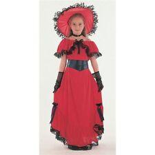 Costumes d'époque et de théâtre rouge