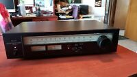 Vintage Sansui TU-217 AM FM Stereo Tuner Tested Good Working Condition Clean!!!!