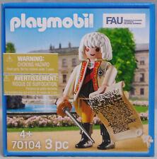 Playmobil Promo Sonderfigur 70104 Markgraf Friedrich III Limitert RAR NEU