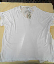 Acrylic Short Sleeve Hand-wash Only Plus Size Tops & Blouses for Women
