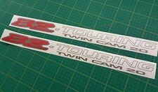 Toyota Corolla AE101 AE100  BZ-TOURING WAGON lower side  Decals Stickers