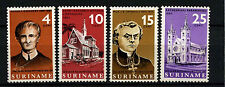 Suriname 1966 SG#585-8 Redemptorist Mission MNH Set #D34408