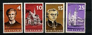 Suriname 1966 SG#585-8 Redemptorist Mission MNH Set #D34408