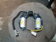 2000-2002 Lincoln LS Steering Column Tilt Adjust Motor Pair OEM