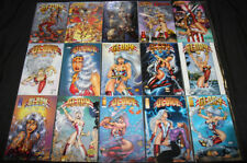 Good Girl + Bad Girl Modern Comic Lot 142Pc (Vf-Nm)