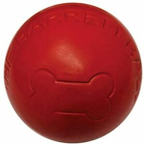 SPOT Ethical Barrett Ball Virtually Indestructible Rubber Ball | Small Dog Toy