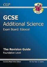 GCSE Additional Science Edexcel Revision Guide - Foundation (with Online Editio…