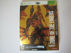 Zone of the Enders HD Collection Xbox 360 Brand New Limited Collector's Sealed