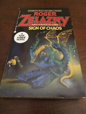 Sign of Chaos by Roger Zelazny (Amber Chronicles #8) Avon