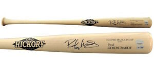 PAUL GOLDSCHMIDT Autographed St. Louis Cardinals Game Model Bat FANATICS