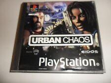 PlayStation 1  PSX  PS1  Urban Chaos ((oA)