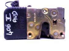 Actionneur serrure porte avant droite PEUGEOT 406 PHASE 2  Essence/R:14451340