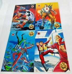 1993 Valiant universe full set - Great Condition!