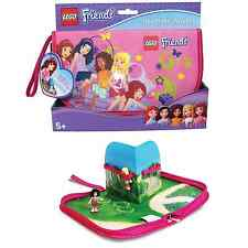 LEGO FRIENDS Zip Bin Heartlake Wristlet VALIGETTA