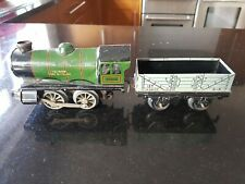 Vintage Hornby Meccano Type 20 60985 Train And Coal Scuttle