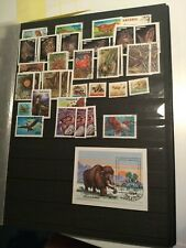 SHEET WITH STAMPS ANIMALS  (ANIMALS19)