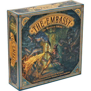 The World of SMOG: Rise of Moloch - The Embassy Expansion
