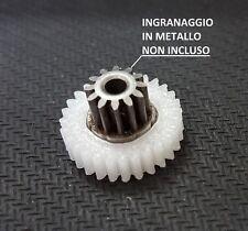 Ingranaggio in nylon per motoriduttore stufa a pellet Kenta K911 K917 1,5 rpm