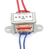 50Hz 2W Electronic Power Transformer AC 220V Input to AC 12V/24V Output Voltage
