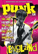 Punk in England - Remastered 1980 DVD