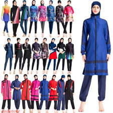 Burkini Full Cover Swimsuit Hijab Swimwear Muslim Women Islamic Modest Beachwear