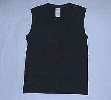 Agnes b.Homme -100% Merino Wool Vest Sweater-Size 1/Small-Black-Great condition!